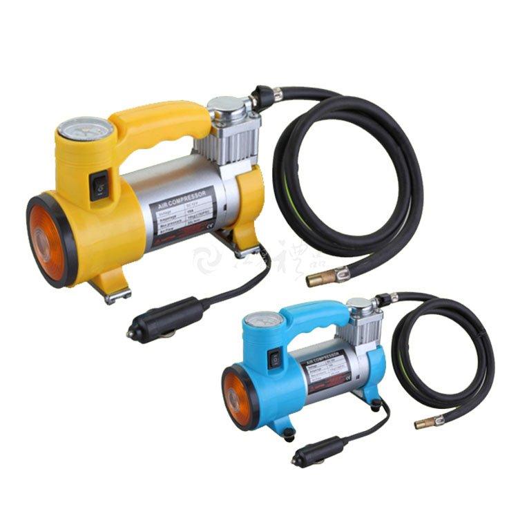 便携式汽车充电泵