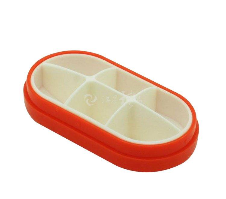 六格胶囊小药盒